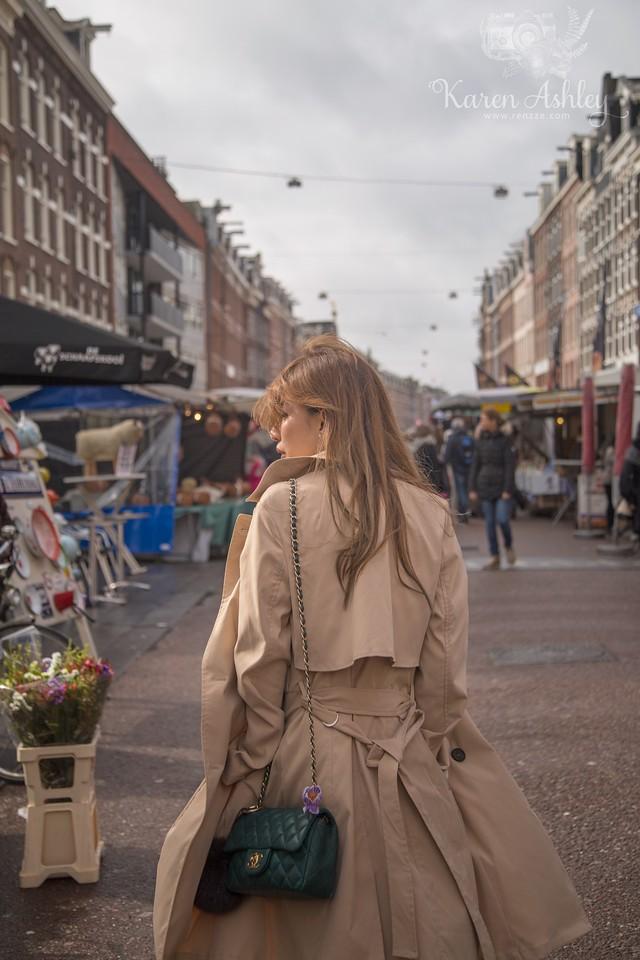 girl market amsterdam