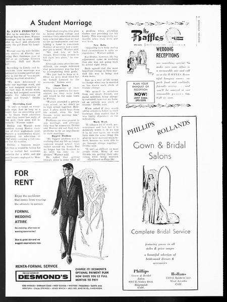 Daily Trojan, Vol. 57, No. 81, March 04, 1966