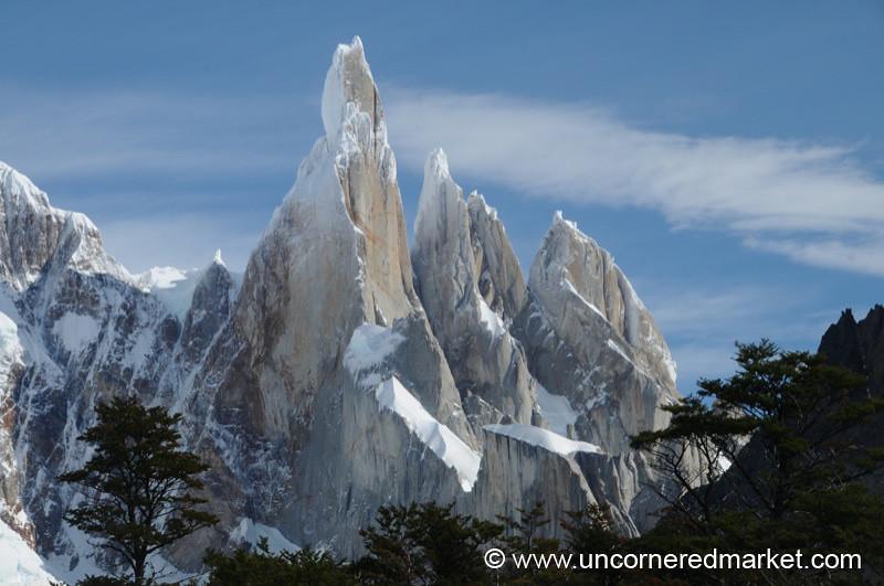 Jagged Peaks - Cerro Torre, El Chalten, Argentina