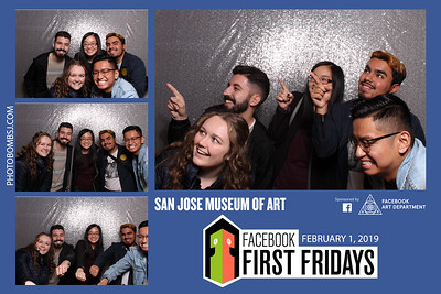 SJMA's Facebook First Fridays