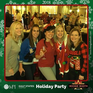 MPI Gulf States Holiday Party 2018 @ Harrahs New Orleans