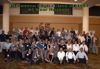 El Camino Reunion 50th
