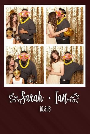 Sarah & Ian 10-8-18
