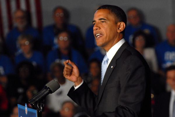 Barack Obama, Riverside Ohio