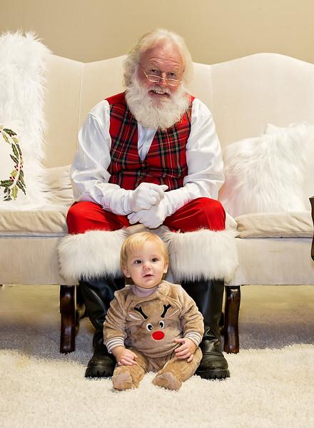 Santa Christmas Mini 2017