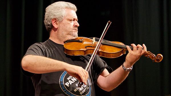Danilo Rossi e l'Orchestra del Conservatorio della Svizzera Italiana di Lugano - Teatro Sociale di Pinerolo, 29 aprile 2014