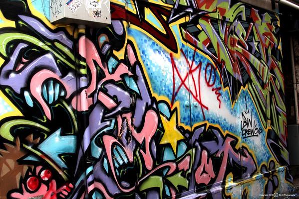 Grafitti/Urban Art