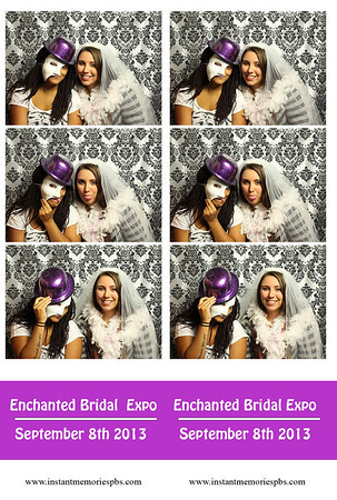 Enchanted Bridal Expo 9-8-2013