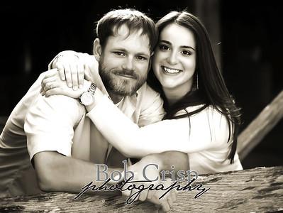 Stephanie-Clint engagement