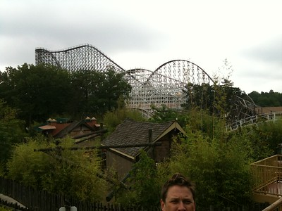 Behind the Scenes at Great Adventure