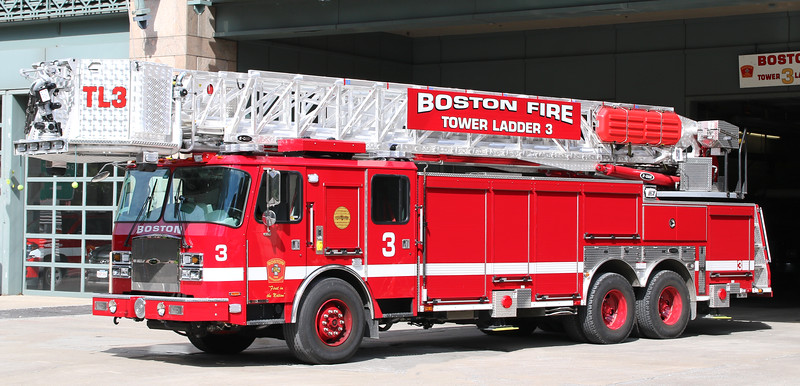 Tower Ladder 3.  2018 E-One Cyclone   95' Tower