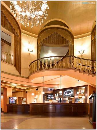 Lobby, South Lobby & Mezzanine