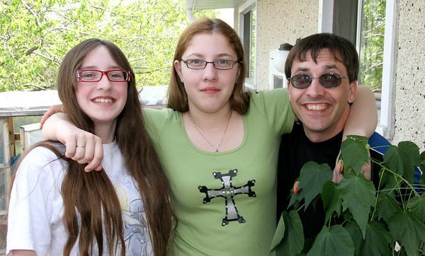 May June 2008 Family