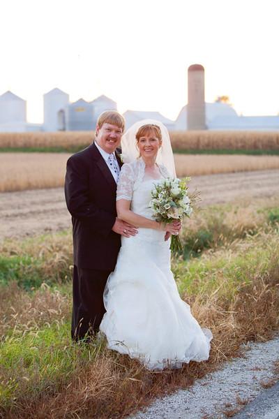 Nancy Maillefer Wedding