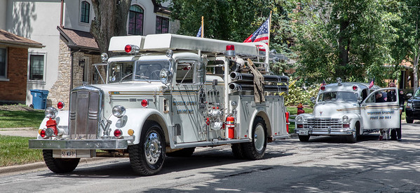 Western Springs 125th Anniversary Parade