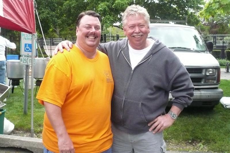 Scott & Me May 9, 2009.jpg