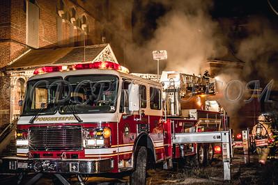 HRPC Admin Bldg, Fairview Fire District, 4/27/2018
