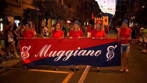 Foto sfilata borgate Palio del Golfo 2012 - Muggiano La Spezia