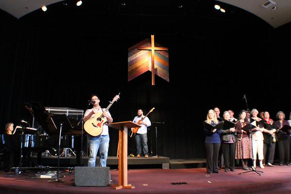 2016.10.23 Sunday Service