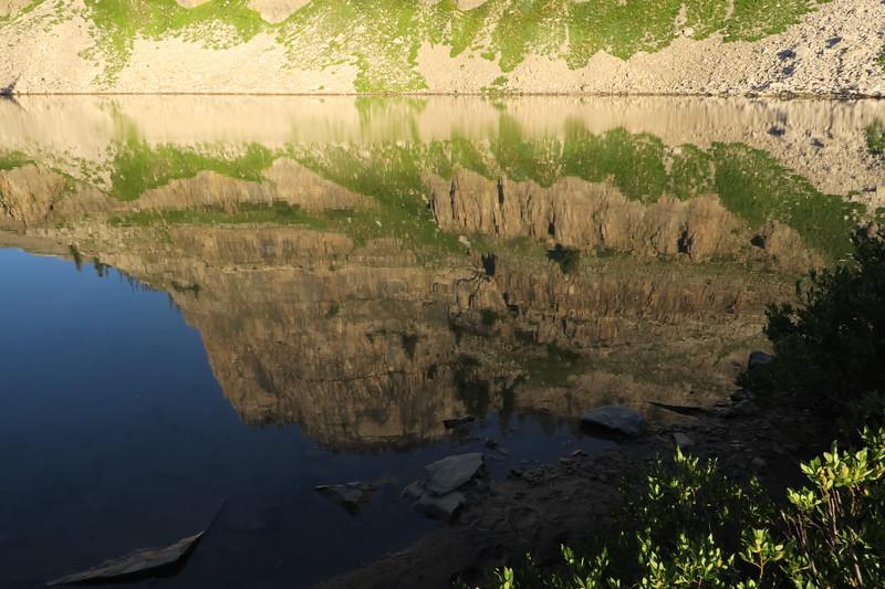 Reflections at Marion Lake