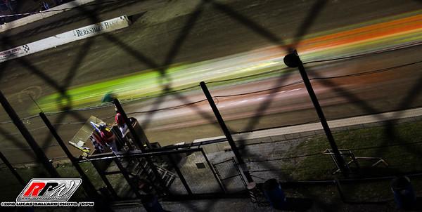 Lebanon Valley Speedway - 8/25/18 - Lucas Ballard