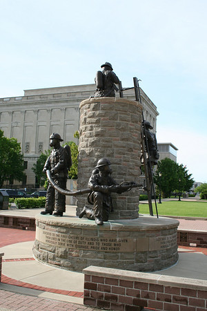 2009 ILLINOIS FALLEN FIREFIGHTES MEMORIAL & MEDAL OF HONOR AWARDS