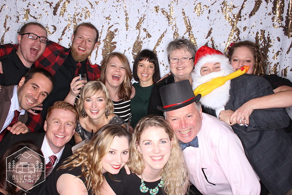 Photo Booth // Slocum Holiday 2018