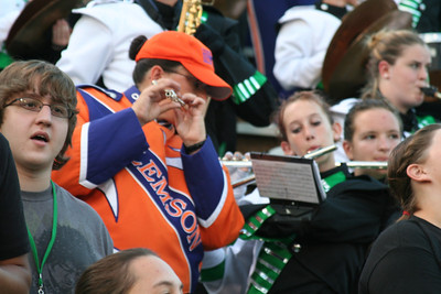 Pep Band at Easley High School - Photos by Christopher Sloan