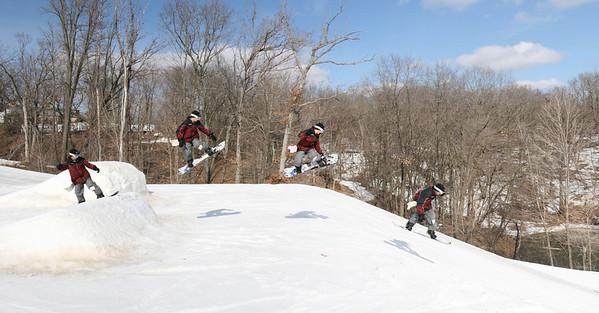 Snow Skiing Photos