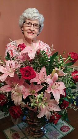 Mom's 84th Birthday - 2017
