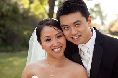 Sean and Sarah Liu