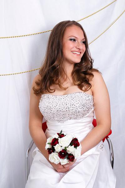 Leanne and Kieron's wedding
