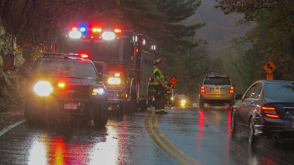 10-30-16 MVA With Injuries, Bear Mountain Bridge Road