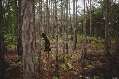 Kerra in the Rain Forest