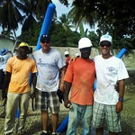 Haiti Samaritan's Purse Build- June 2012