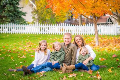 Ferraro Family Portrait 2015