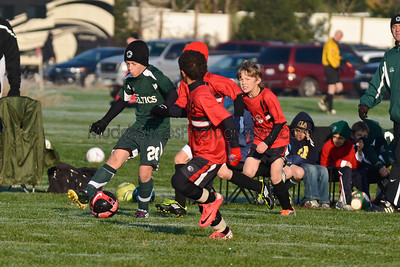10 Boys Ohio Premier vs Toledo Celtics 10-29-11