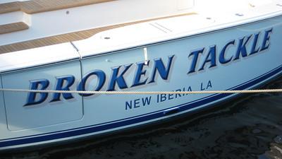 60116 BROKEN TACKLE