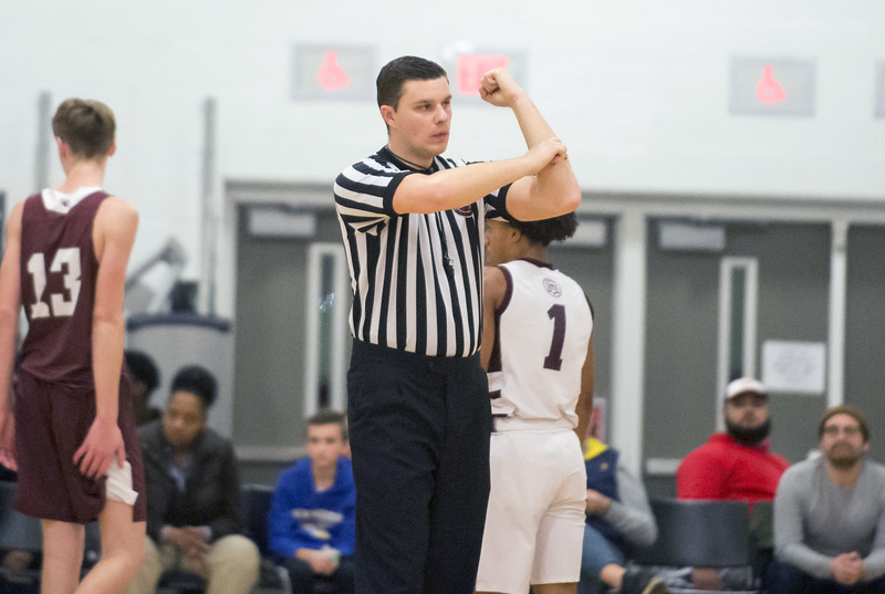 01/15/20  Wesley Bunnell | Staff  Innovation boys basketball was defeated by Bristol Central at home Wednesday January 15, 2019.