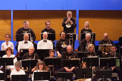 Pops w Thunder Mtn Big Band  6/9/12
