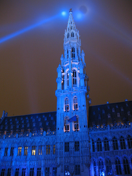 Bruxelles Noël 2006