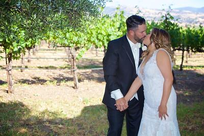 Victoria & Chris' Wedding