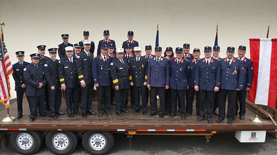 Cetronia Fire Department 90th Anniversary Celebration & Parade