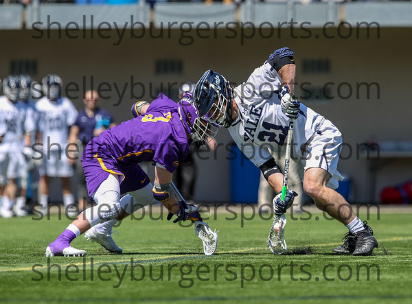 Yale vs UAlbany/MensLax