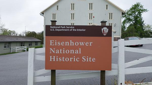 Eisenhower National Historic Site - PA - 050416