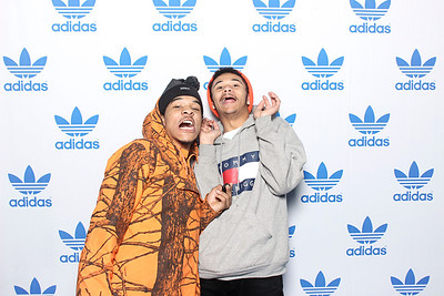 Adidas at Sneaker Con