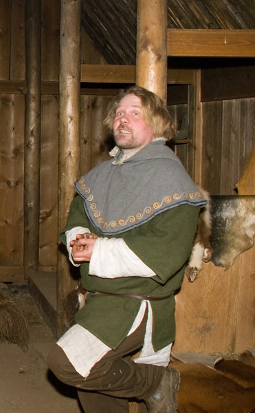 Sögumaðurinn fór á kostum