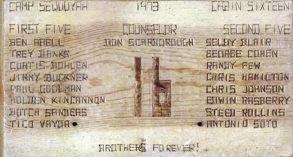 70's plaques