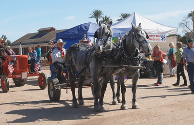 2014-02-08 24th Saguaro Park Tractor Show