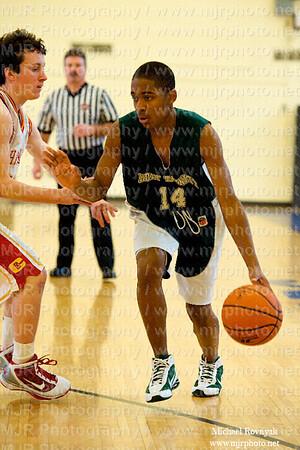 Holy Trinity #14, Boys Freshman Basketball 02.14.10